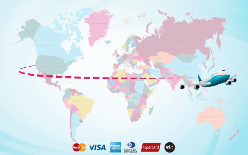 Como usar o cartão de crédito para acumular milhas aéreas?