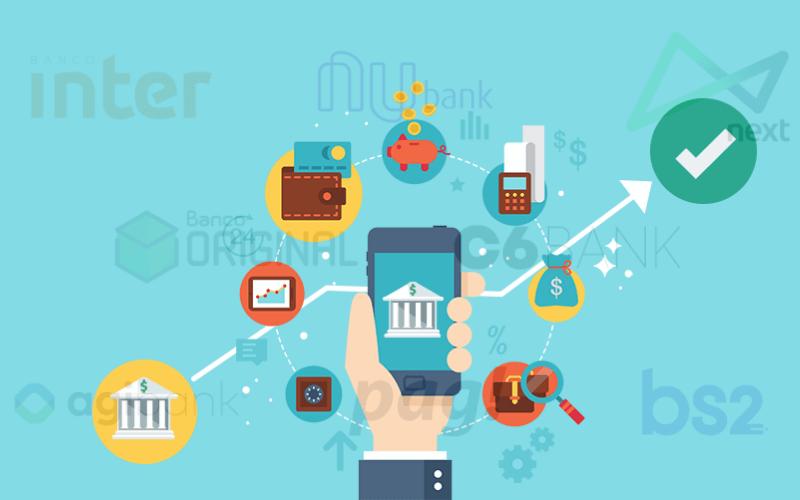 Banco digital x banco tradicional: quais são as diferenças?